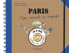 Mon Carnet De Voyage A Paris