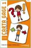 Carta Gage 1