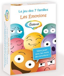 Les Emotions ; Le Jeu Des 7 Familles