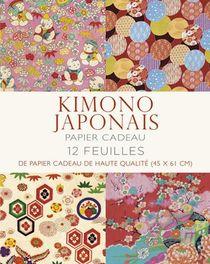 Kimono Japonais ; Papier Cadeau