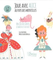 Joue Avec Alice Aux Pays Des Merveilles ; 5/99 Ans