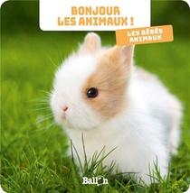 Bonjour Les Animaux ! ; Les Bebes Animaux