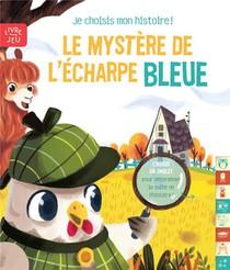 Le Mystere De L'echarpe Bleue