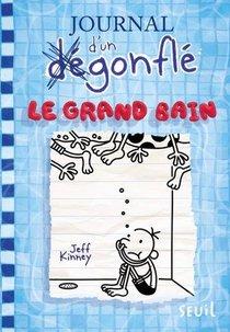 Journal D'un Degonfle T.15 ; Le Grand Bain