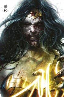 Dceased Couverture Wonder Woman Zombie