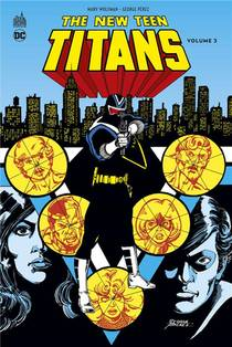 The New Teen Titans T.3