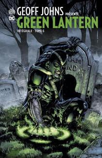 Geoff Johns Presente Green Lantern T.6