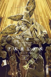 Fables ; Integrale Vol.10
