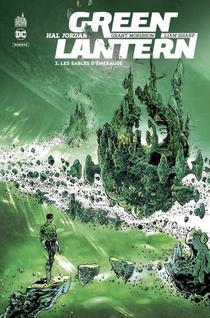 Hal Jordan : Green Lantern T.2 ; Les Sables D'emeraude