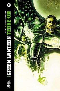 Green Lantern - Terre-un T.2
