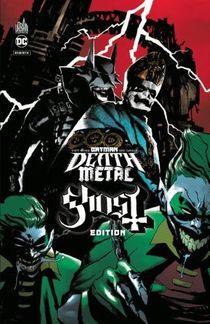 Batman - Death Metal T.2