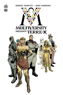 Multiversity Presente Terre-x