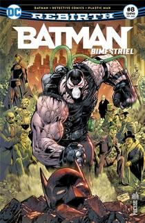T08 - Batman Rebirth (bimestriel) 08