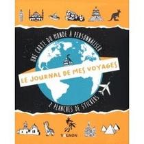 Le Journal De Mes Voyages