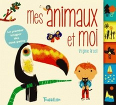 Mes Animaux Et Moi ; Onglets Tissu