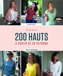 200 Hauts A Partir De 20 Patrons ; Du 34 Au 54