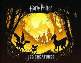 Harry Potter ; Les Creatures ; Scenes En Diorama