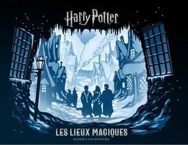 Harry Potter ; Les Lieux Magiques ; Scenes En Diorama
