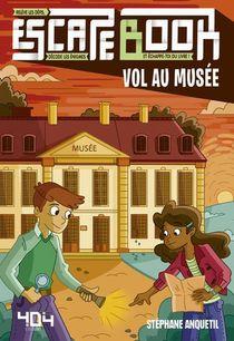 Escape Book ; Vol Au Musee