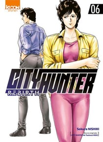 City Hunter - Rebirth T.6
