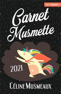 Carnet Musmette (edition 2021)