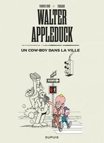 Walter Appleduck T.2 ; Un Cow-boy Dans La Ville