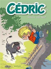 Cedric T.34 ; Couche, Sale Bete !