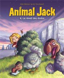 Animal Jack T.4 ; Le Reveil Des Dodos