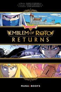 Dragon Quest - Emblem Of Roto ; Returns