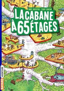 La Cabane A 13 Etages T.5 ; La Cabane A 65 Etages