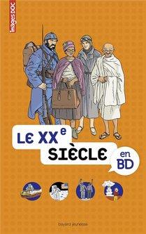 Le Xxe Siecle En Bd