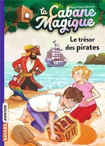 La Cabane Magique T.4 ; Le Tresor Des Pirates