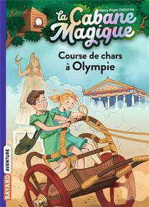 La Cabane Magique T.11 ; Course De Chars A Olympie