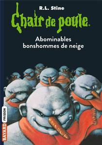 Abominables Bonshommes De Neige