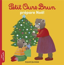 Petit Ours Brun Prepare Noel