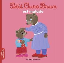 Petit Ours Brun Est Malade