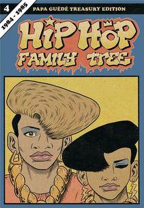 Hip Hop Family Tree T.4 ; 1984-1985