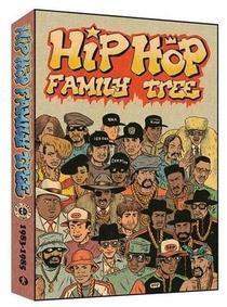 Hip Hop Family Tree ; Coffret Vol.2 ; T.3 Et T.4 ; 1983-1985