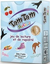 Tam Tam Safari ; Ce1 ; Niveau 1