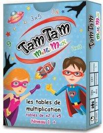 Tam Tam Multimax 1 ; Les Tables De Multiplication De X2 A X5