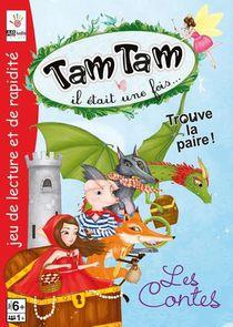 Tam Tam Il Etait Une Fois... ; Les Contes