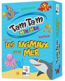 Tam Tam Mix Max ; Les Animaux De La Mer