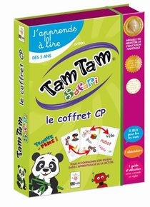 TAM TAM SAFARI  J'APPRENDS A LIRE ; LE COFFRET CP