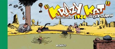 Krazy Kat ; Les Quotidiennes 1934
