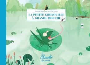 La Petite Grenouille A Grande Bouche