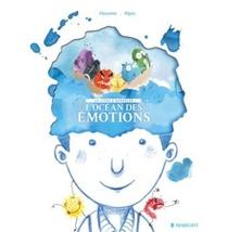 L'ocean Des Emotions : Un Livre A Derouler