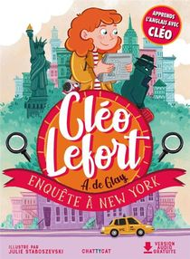Cleo Lefort ; Enquete A New York