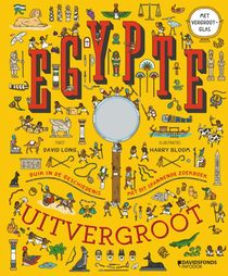 Egypte uitvergroot