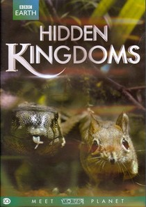 Hidden Kingdoms (bbc Earth Dvd)