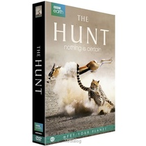 The Hunt (eo-bbc Earth Dvd)